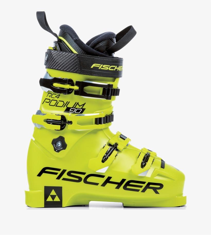 Fischer Ski Boots 2019, transparent png #4360656