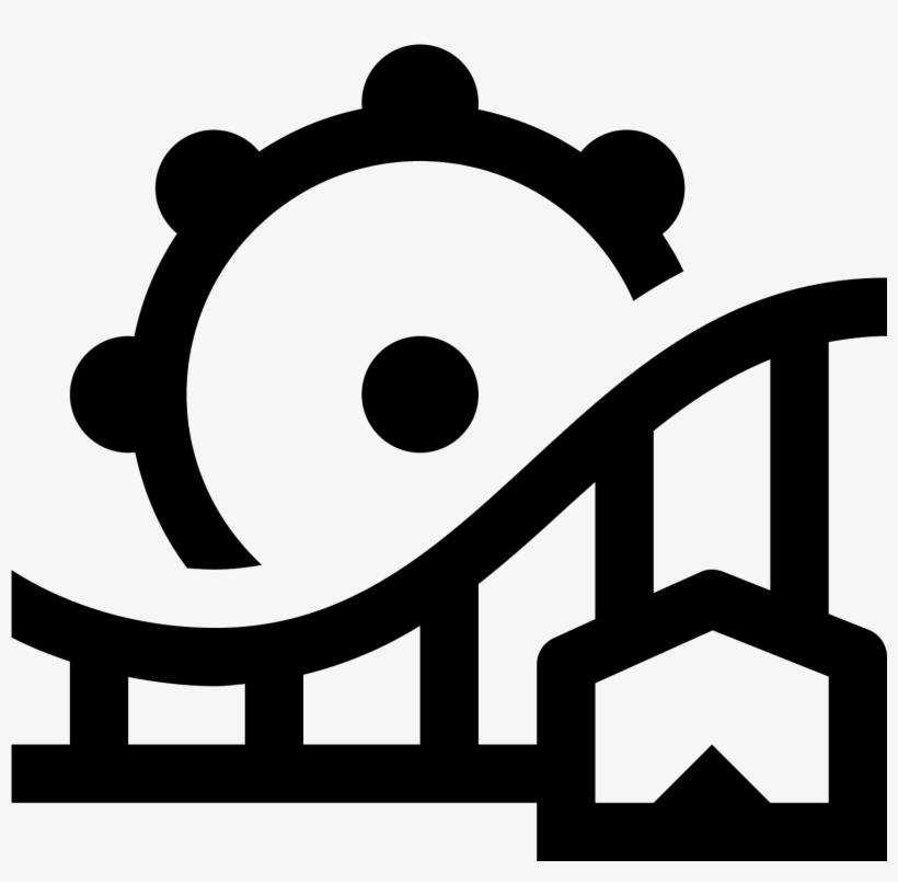 Theme Park Icon - Theme Park Icon Png, transparent png #4361703
