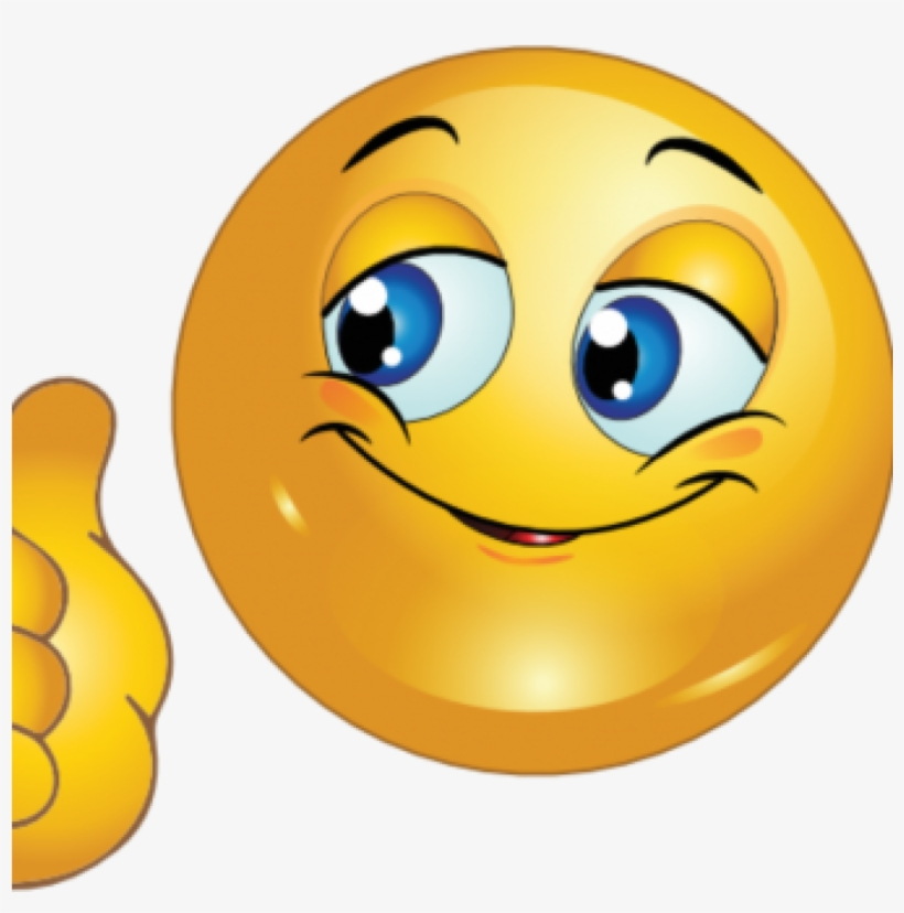 Happy Face Thumbs Up Free Png Hd Smiley Face Thumbs - Smiley Face Thumbs Up, transparent png #4362513