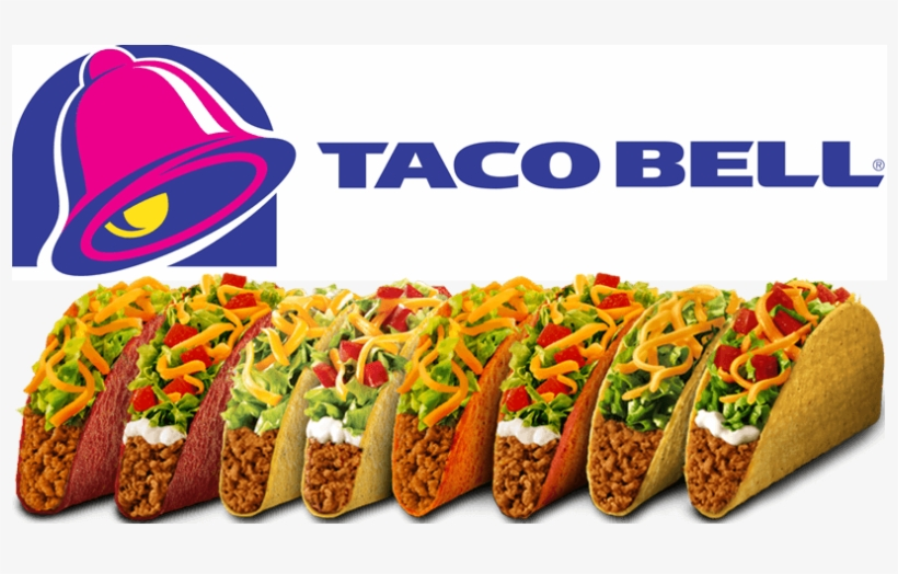 Who Loves Taco Bell Who Loves Half Price Taco Bell - Taco Bell Tacos Png, transparent png #4363550