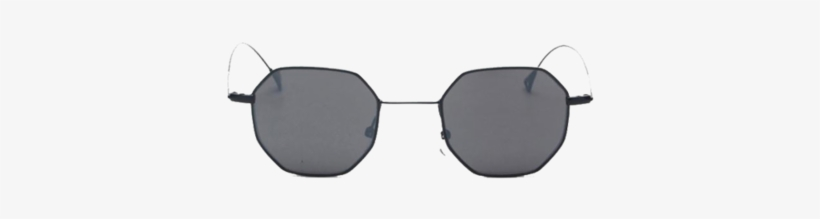 Square Tinted Sun Glasses - Octagon Sunglasses, transparent png #4366677
