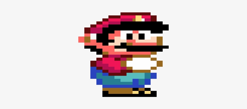 Stalin Model Mario 16 Bit Sprite Free Transparent Png