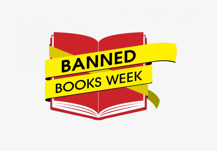 Every September, Libraries Observe Banned Books Week, - Banned Book Week 2018, transparent png #4375460