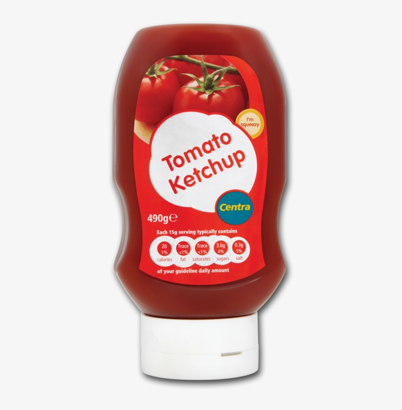 Ct Ketchup 490g - Bell Peppers And Chili Peppers, transparent png #4377832