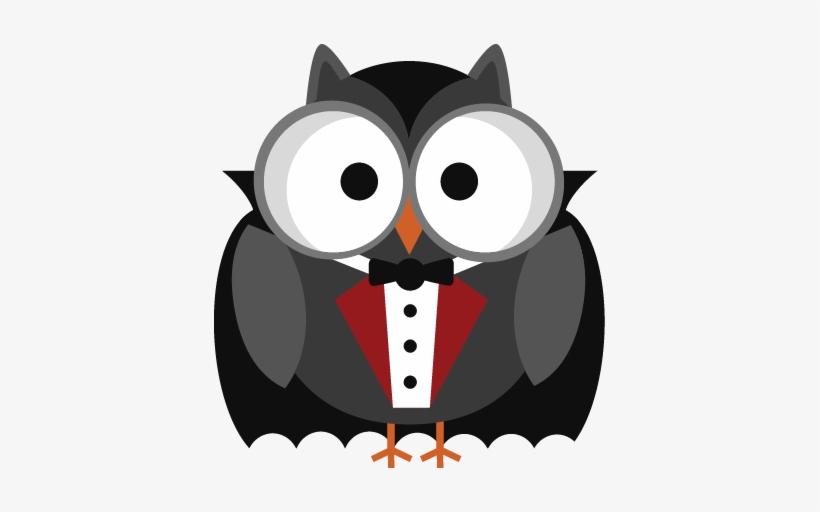 Owl halloween. Vampire svg cutting files