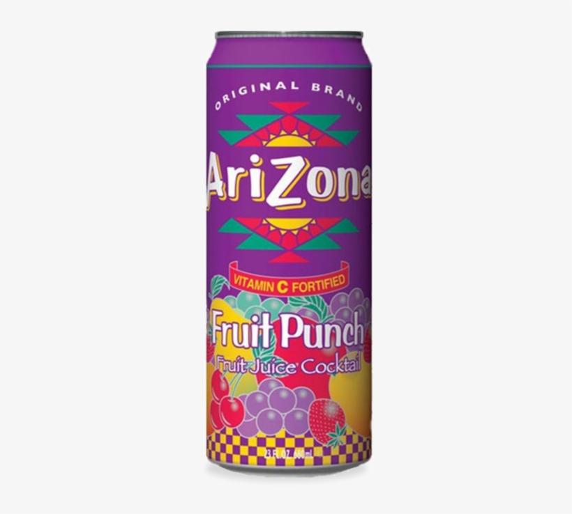 Arizona Fruit Punch - Arizona Fruit Punch 11.5 Oz, transparent png #4380892