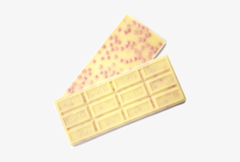 Hershey' S Cherry Cheesecake Candy Bar - White Chocolate, transparent png #4382464