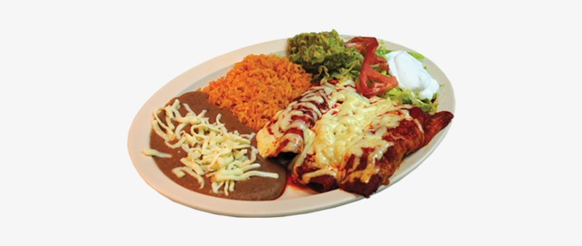Enjoy Our Delicious & Authentic Mexican Food - Mexican Food Transparent Background, transparent png #4384378