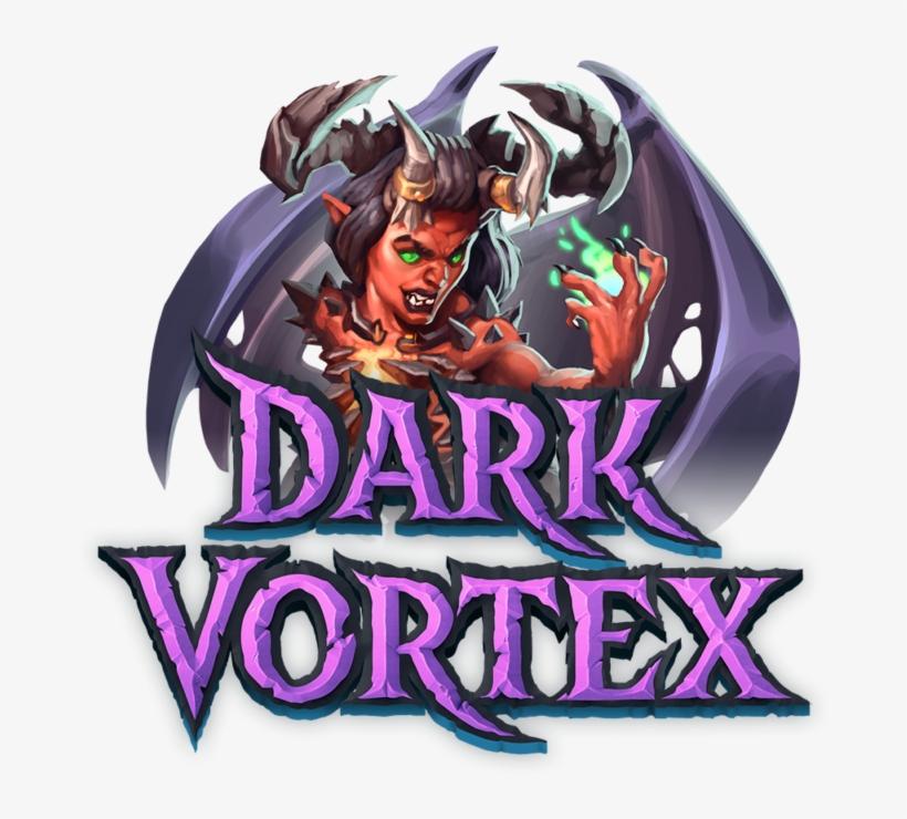 Dark Vortex - Dark Vortex Slot Logo, transparent png #4384555