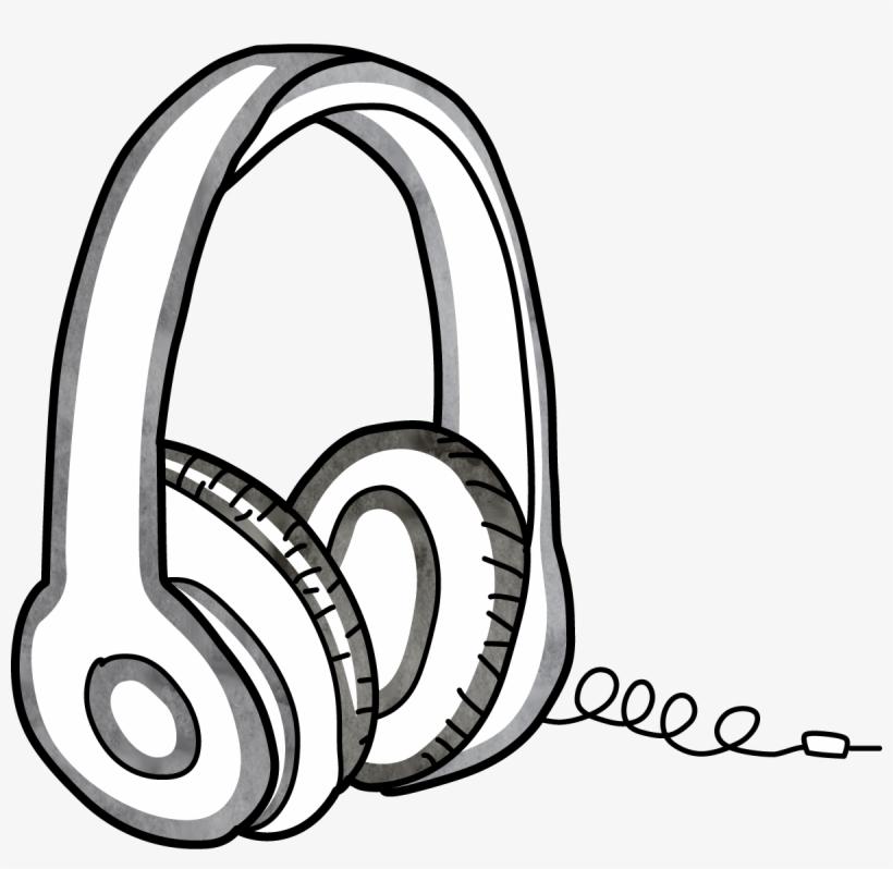 Computer Clipart Headphone