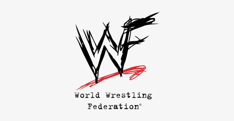 Wwe Logo Pic Sports - World Wrestling Federation Wwf Logo, transparent png #4387804