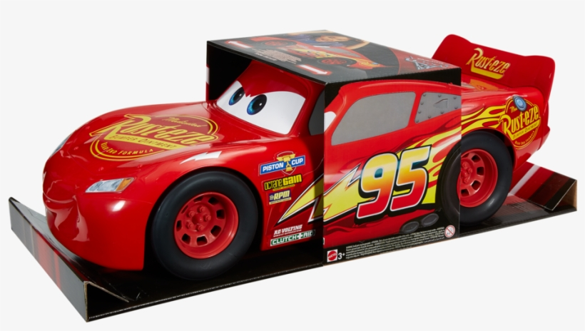 Cars 3 Lightning Mcqueen 20& - Mcqueen Toy Cars 3, transparent png #4388683