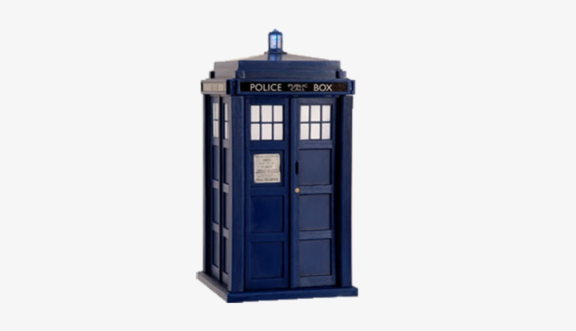 Free Icons Png - Tardis Blue, transparent png #4395024