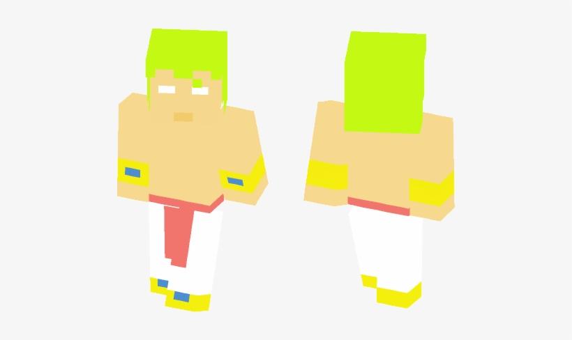 Lssj Broly Halloween Skins Minecraft Girl Free