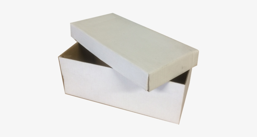 Shoe Box With Removable Lid White - Box With Removable Lid, transparent png #4399977