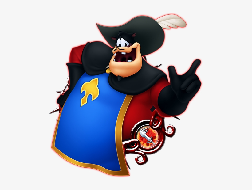 Mickey, Donald, Goofy - Kingdom Heart Disney Villain, transparent png #442934