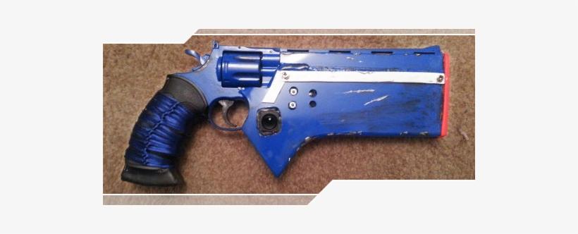 Water Gun To Space Gun - Destiny Nerf Gun, transparent png #443920