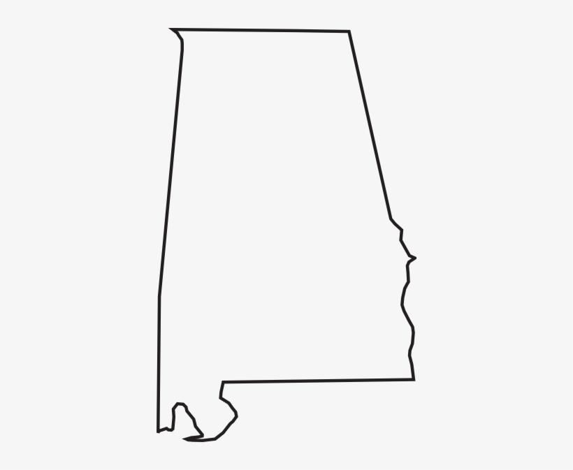 Alabama Outline Png Graphic Free Alabama Outline Png