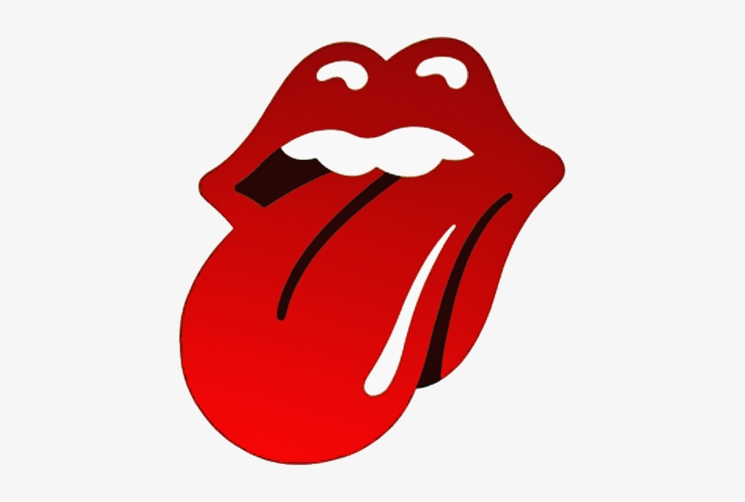 Rolling Stones Lips Logo - Rolling Stones Sticky Fingers Poster, transparent png #445780