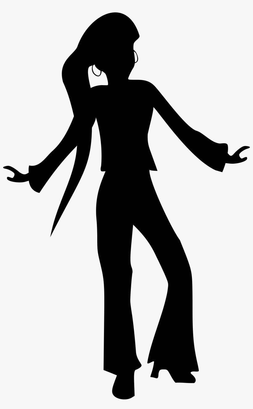 Clip Arts Related To - Disco Dancers Clip Art, transparent png #446661
