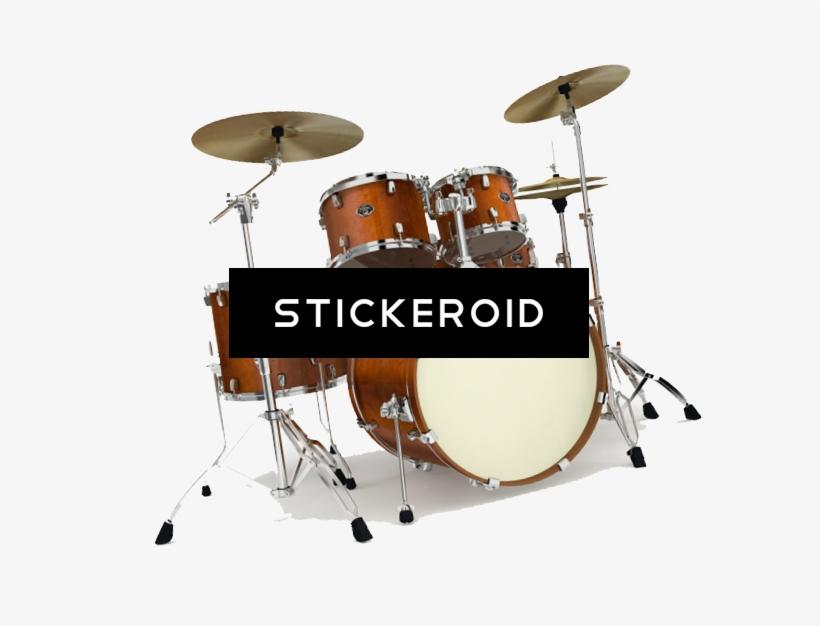 Drums - Tama Vl52ks-dmf Dark Mocha Fade Drum Set, transparent png #4411989