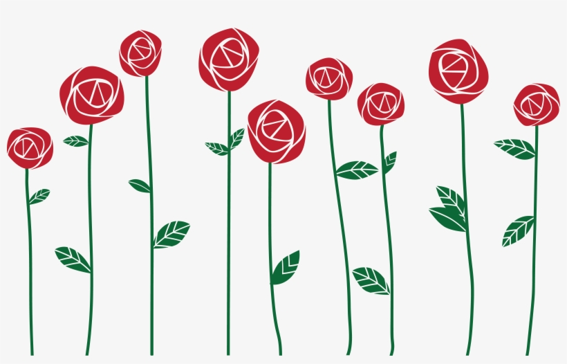 Free Clipart Of Red Roses Roses Are Red Violets Are Blue Poems Free Transparent Png Download Pngkey