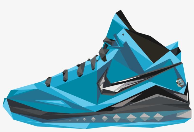 fc8a201952d5 Amlb Vii Detail - Lebron James Shoes Cartoon - Free Transparent PNG ...