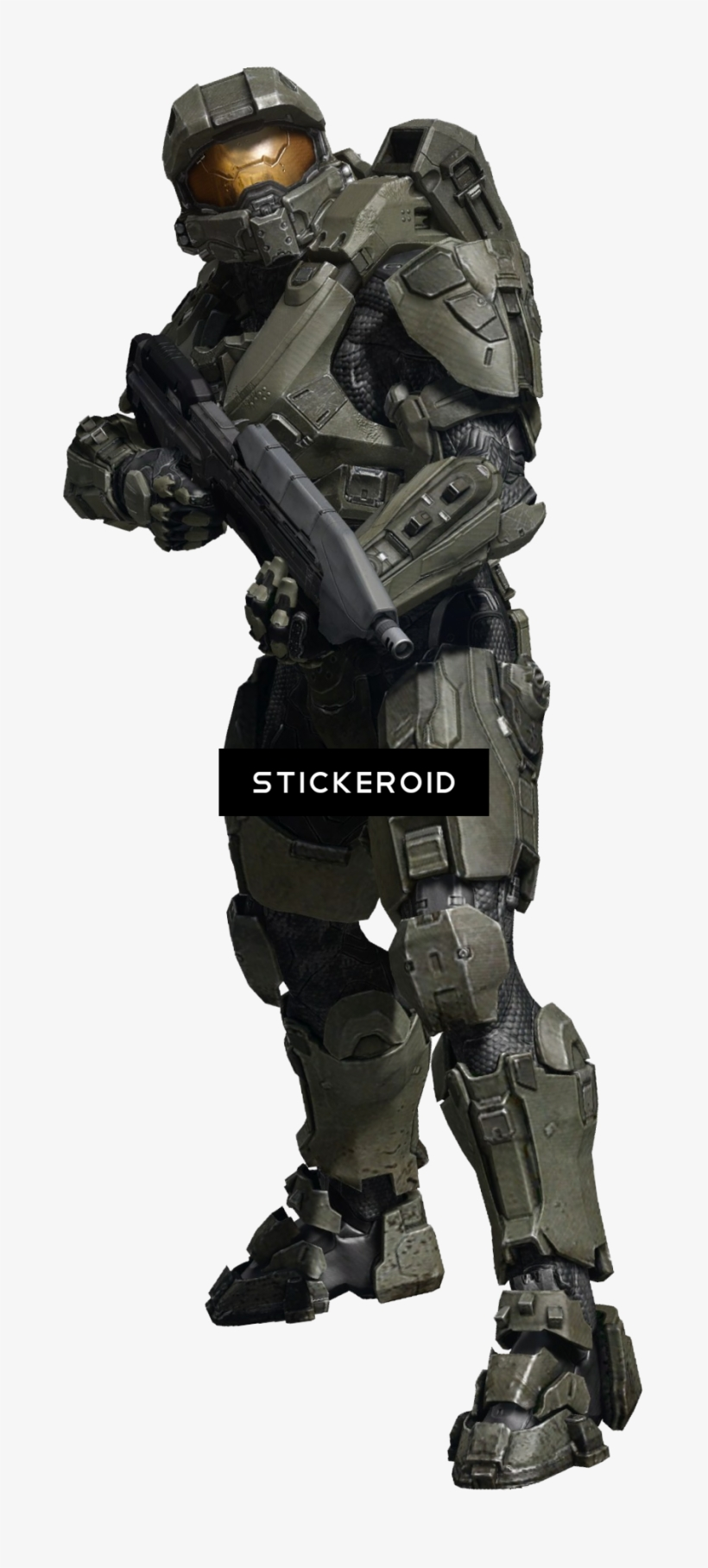 Master Chief Halo Master Chief Standing Free Transparent