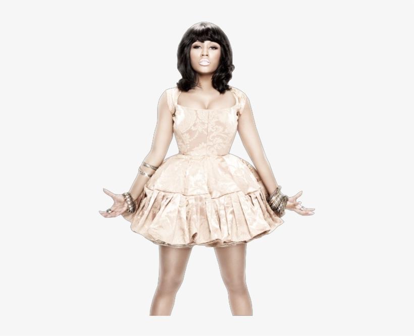 Nicki Minaj - Png Pictures - Nicki Minaj Pink Friday, transparent png #4418190