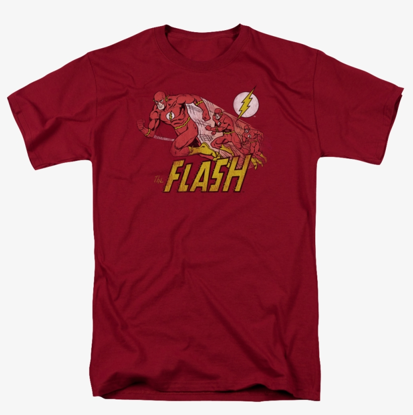Sheldons Comet The Flash Shirt - Tank Top: Tank Top: The Flash - Crimson Comet, 3x3in., transparent png #4420519