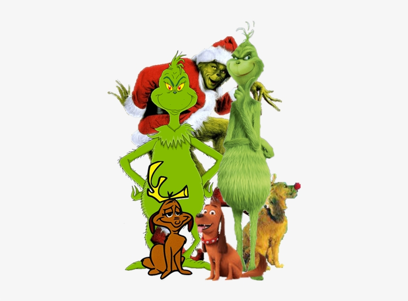 Max From The Grinch That Stole Christmas Sticker, transparent png #4423441