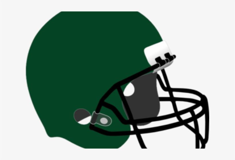 Football Helmet And Football Drawing, transparent png #4424597