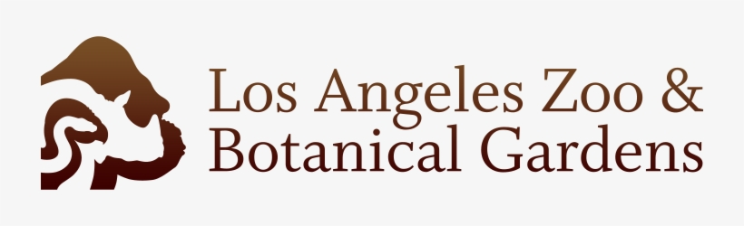 Los Angeles Zoo And Botanical Gardens Los Angeles Zoo - Los Angeles Zoo And Botanical Gardens Logo, transparent png #4425819