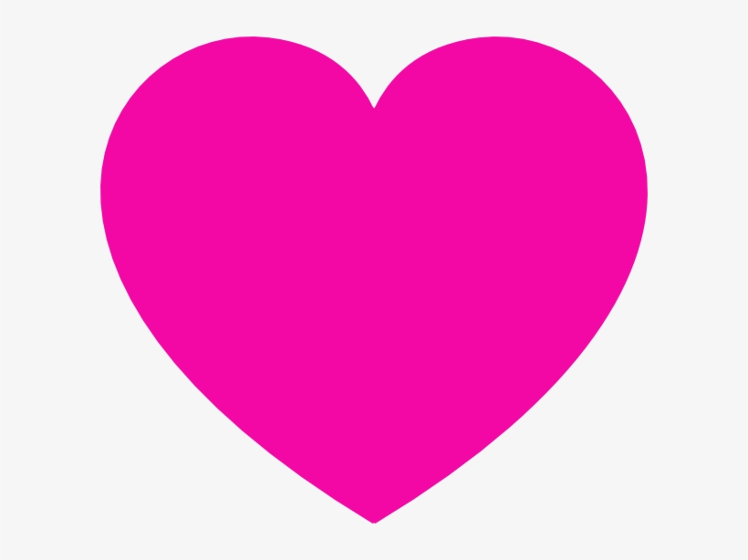 Heart Clipart Tumblr 12 56kb Pink Heart Icon Transparent Background Free Transparent Png Download Pngkey