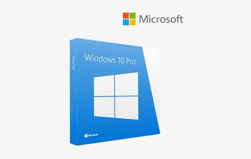 Microsoft Windows 10 Professional 1 User - Windows 10 Mobile, transparent png #4428755