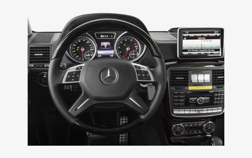 New 2017 Mercedes Benz G Class G - Mercedes Benz G Class 2017, transparent png #4429080