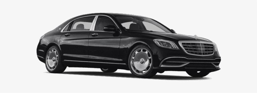 New 2018 Mercedes Benz S Class Maybach S - 2018 Mercedes Benz Maybach, transparent png #4431640