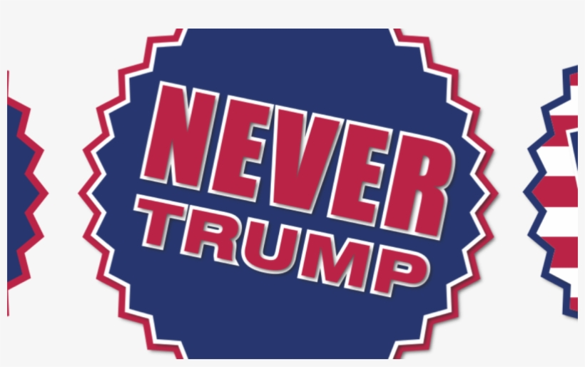 Never Means Never - I M Not Voting For Trump, transparent png #4437412