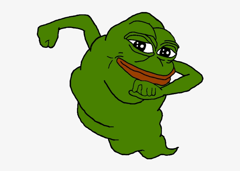 Politically Incorrect » Thread - Pepe The Frog Meme Gif, transparent png #4442142