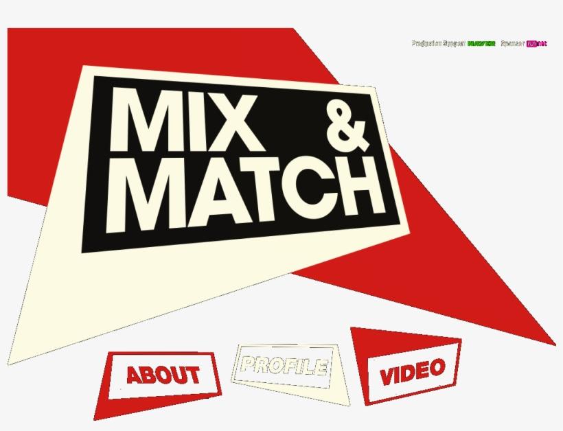 Mix & Match - Ikon Mix And Match Album, transparent png #4448864