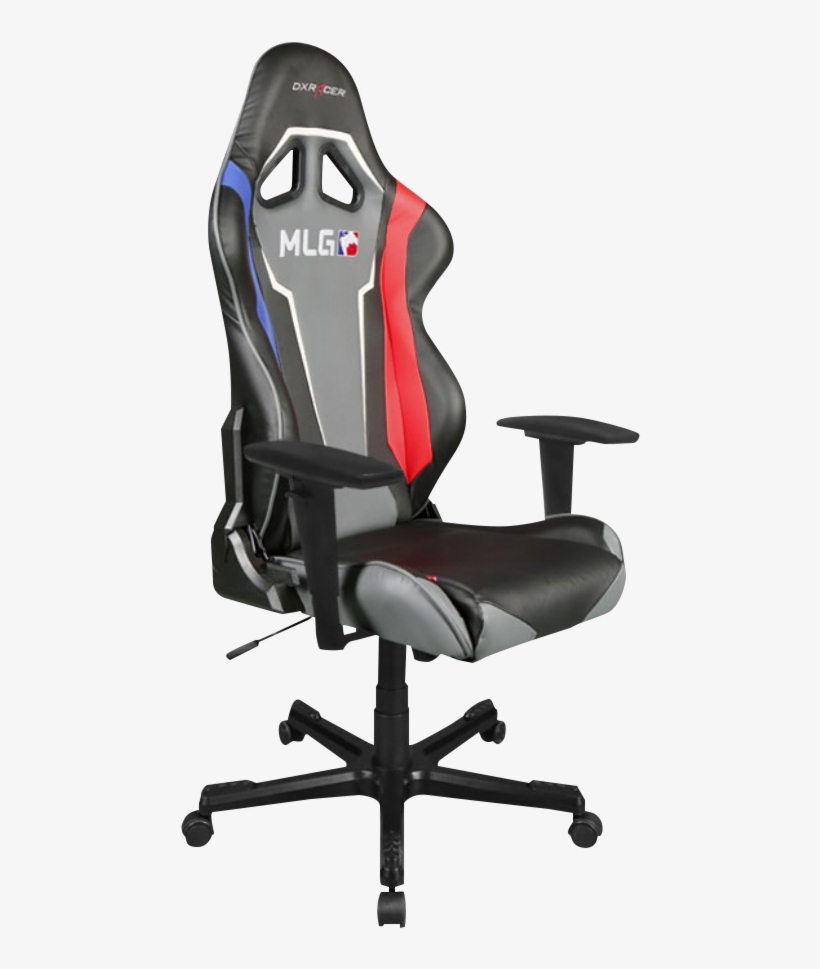 Dxracer Racing Re112/mlg Gaming Chair - Dx Racer F Series Gaming Chair, transparent png #4454204