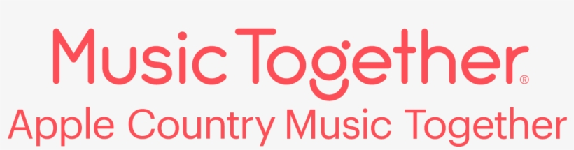 Apple Country Music Together The Joy Of Family Music® - Music Together Logo, transparent png #4459606