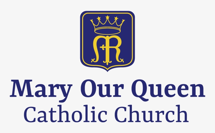 Mary Our Queen - Mary Our Queen Catholic Church Parish Center, transparent png #4471547