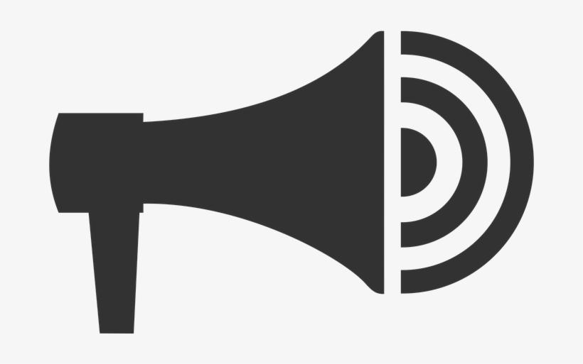 jpg royalty free download bullhorn vector icon transparent background loudspeaker icon free transparent png download pngkey jpg royalty free download bullhorn