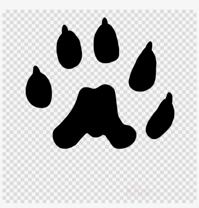 Download Weasel Paw Print Png Clipart Weasels Cat Lion - Cat Finger Print, transparent png #4482237