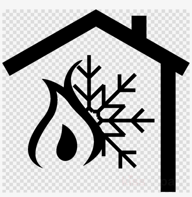 Download Heating Cooling Icon Png Clipart Computer Simple