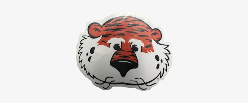 Dead Face Decal Roblox Aubie Mascot Face Decal Aubie The Tiger Free Transparent Png Download Pngkey