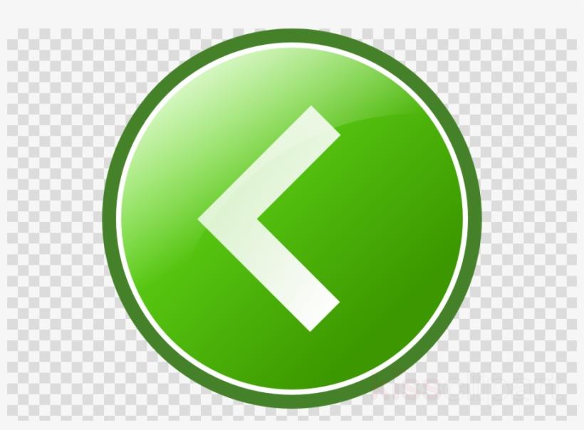 Button Arrow Png Clipart Arrow Clip Art - Botones Png Flecha Izquierda, transparent png #4497764
