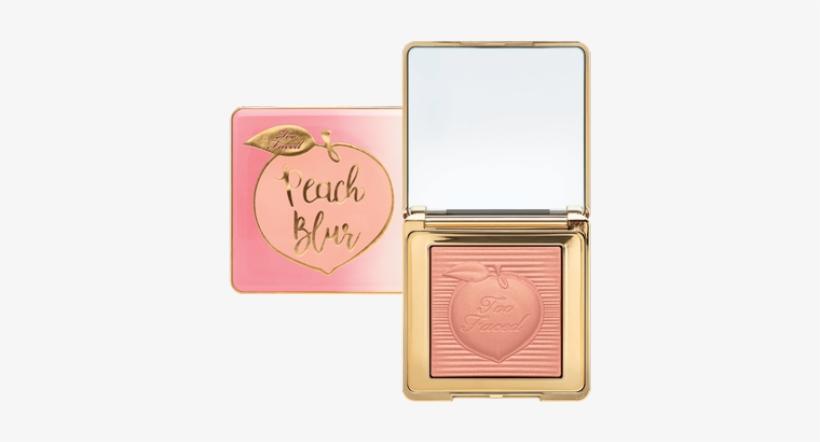 Peach Blur Too Faced, transparent png #4498021