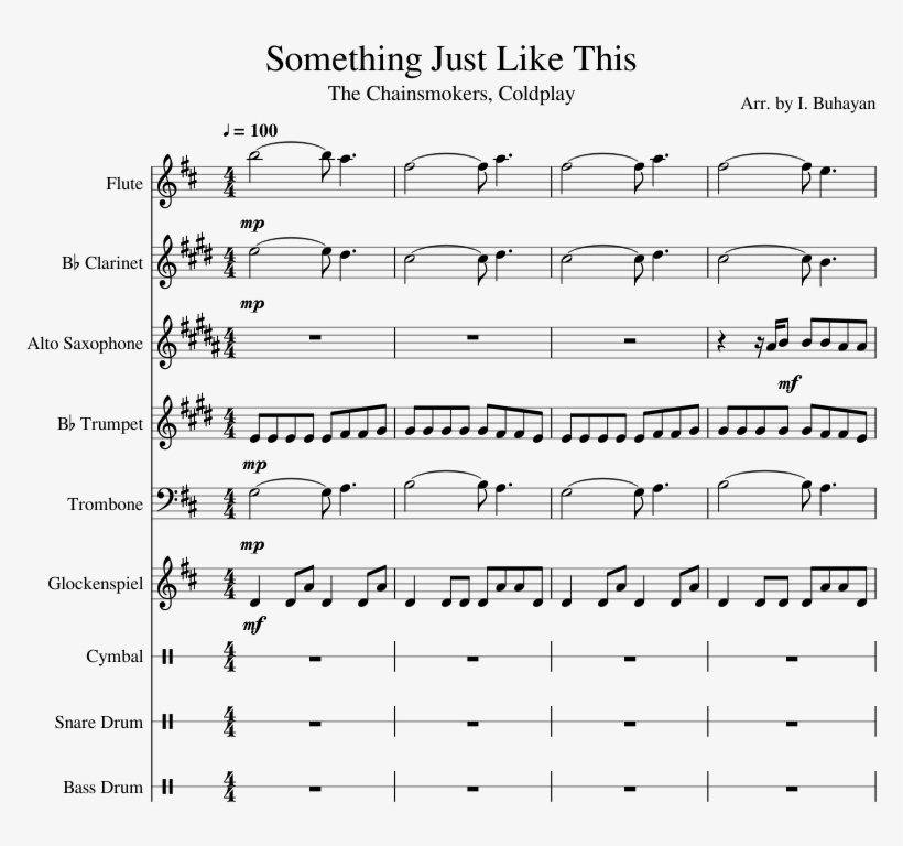 Uploaded On Mar 12, - Edelweiss Tuba Sheet Music, transparent png #4499091